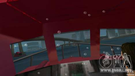 Reefer for Vice City para GTA Vice City visión correcta