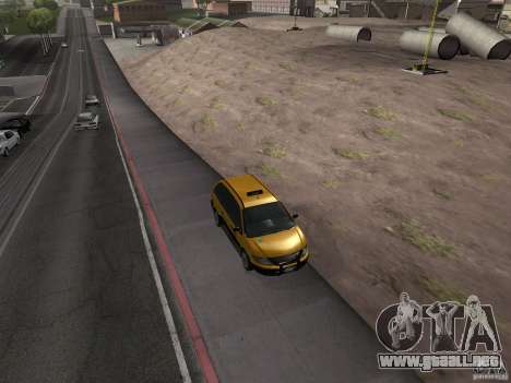 Taxista de GTA 4 para la visión correcta GTA San Andreas