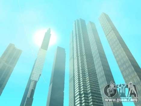 Rascacielos en Los Santos para GTA San Andreas séptima pantalla