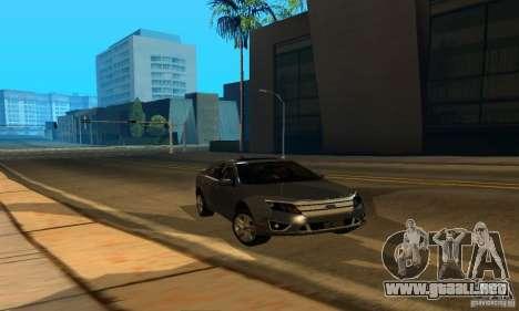 Ford Fusion Sport para GTA San Andreas