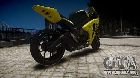 Honda CBR1000RR para GTA 4 left