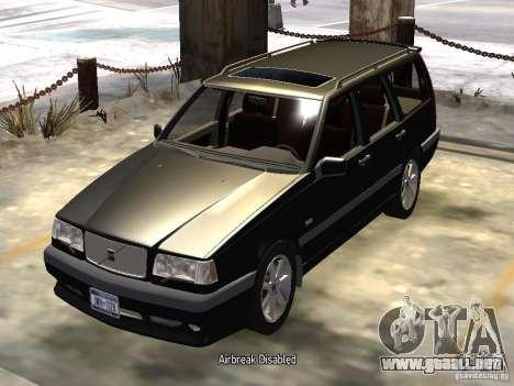Volvo 850 R 1996 Rims 1 para GTA 4