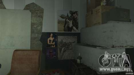 Retextured Broker Gunshop para GTA 4 sexto de pantalla