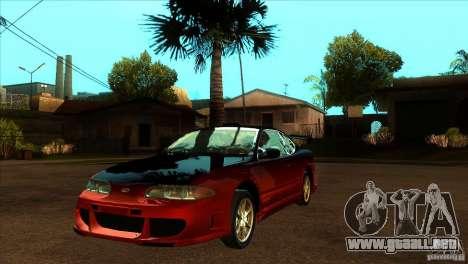 Oldsmobile Alero 2003 para visión interna GTA San Andreas