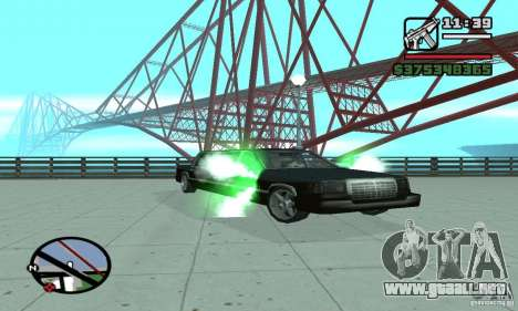 Purga en NFS para GTA San Andreas