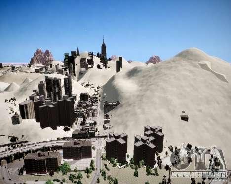 Desert Storm v1.0 para GTA 4 adelante de pantalla