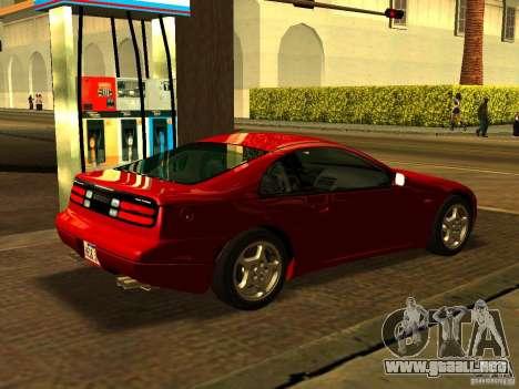 Nissan 300ZX para GTA San Andreas left