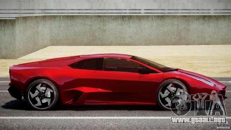 Lamborghini Reventon para GTA 4 left