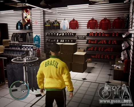 Foot Locker Shop v0.1 para GTA 4 tercera pantalla