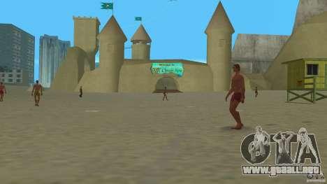 Vice City Beach-Park para GTA Vice City