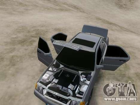 Mercedes-Benz W202 para GTA 4 visión correcta