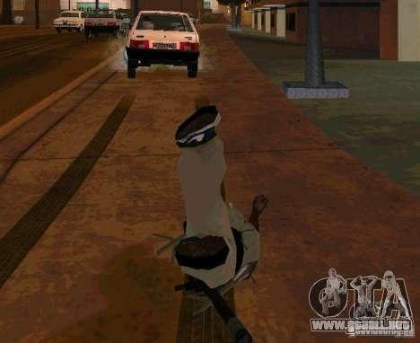 Animaciones de reclutamiento de GTA IV para GTA San Andreas tercera pantalla