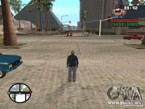 Todas Ruas v3.0 (Las Venturas) para GTA San Andreas tercera pantalla
