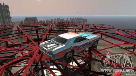 Afterburner Flatout UC para GTA 4 left