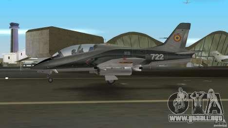 I.A.R. 99 Soim 722 para GTA Vice City vista lateral izquierdo