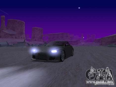 Mazda RX-8 Veilside para GTA San Andreas