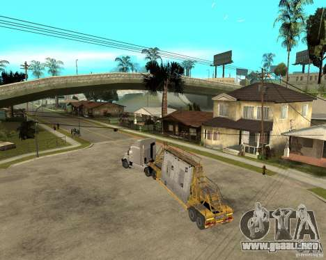 Parche acoplado v_1 para la visión correcta GTA San Andreas