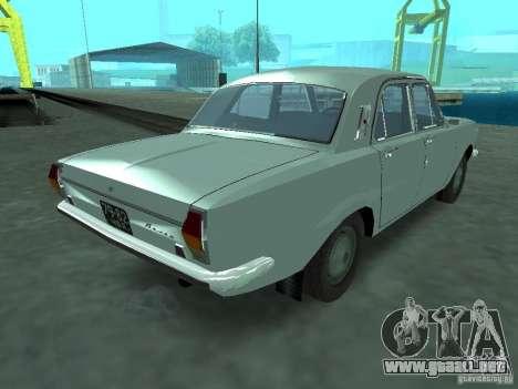 GAS 24p para la visión correcta GTA San Andreas