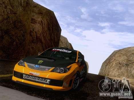 Downhill Drift para GTA San Andreas novena de pantalla