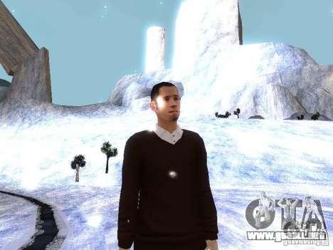 Snow MOD HQ V2.0 para GTA San Andreas décimo de pantalla