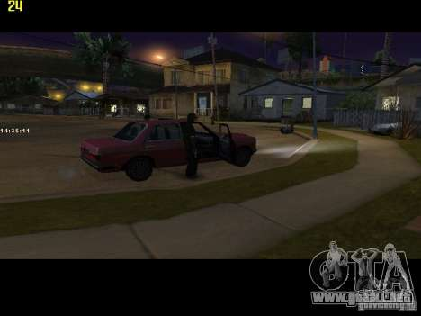GTA IV  San andreas BETA para GTA San Andreas twelth pantalla