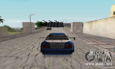 New Groove by hanan2106 para GTA San Andreas twelth pantalla