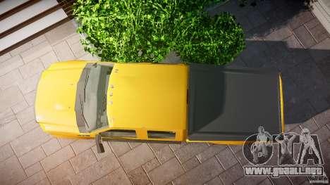 Ford F350 Stock para GTA 4 visión correcta