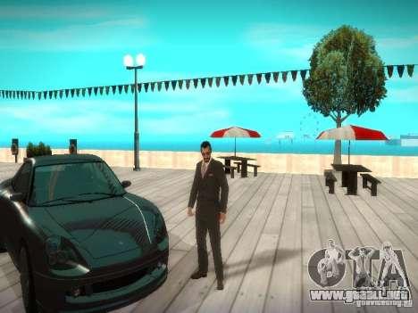 Niko Bellis nuevas historias para GTA San Andreas quinta pantalla