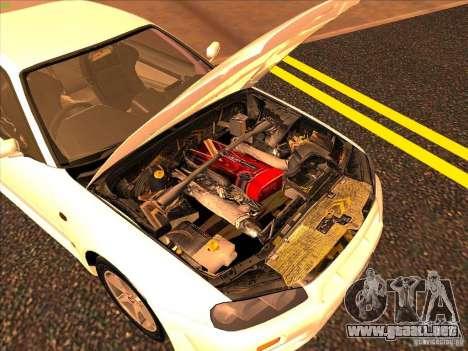 Nissan Skyline R34 Tunable para el motor de GTA San Andreas