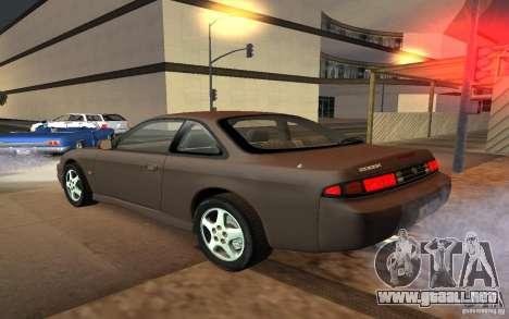 Nissan 200SX para GTA San Andreas left