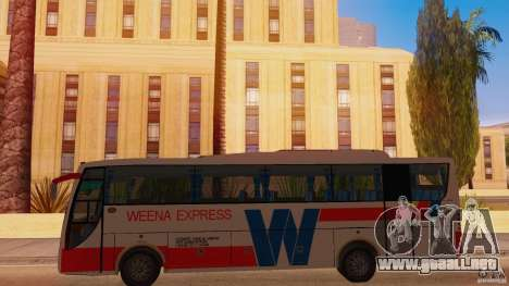 Weena Express para GTA San Andreas left