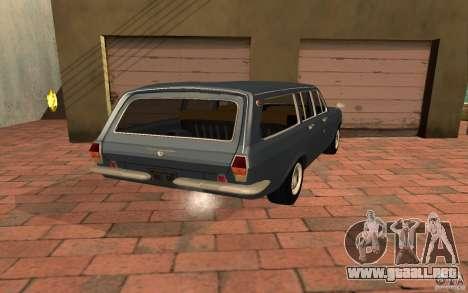 GAZ 2402 para GTA San Andreas left