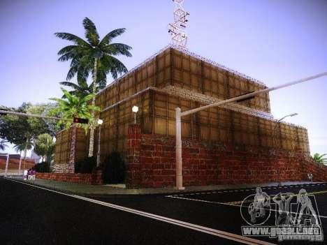 El nuevo hospital de Los Santos para GTA San Andreas segunda pantalla
