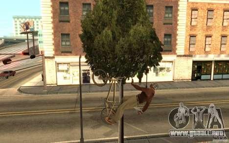 BMX Master para GTA San Andreas segunda pantalla