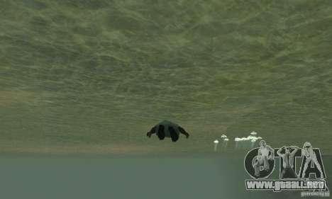 Tropic Water Mod para GTA San Andreas tercera pantalla