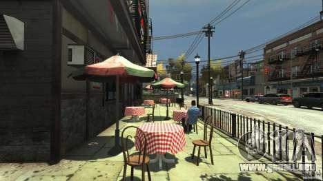 Pizza Hut para GTA 4 tercera pantalla