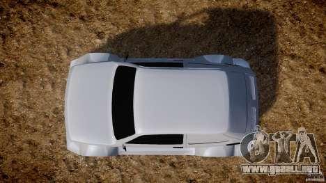 Fiat 126p Bis Rally para GTA 4 visión correcta