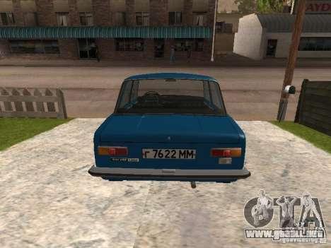 VAZ 21011 para la visión correcta GTA San Andreas