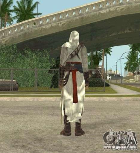 Assassins skins para GTA San Andreas séptima pantalla