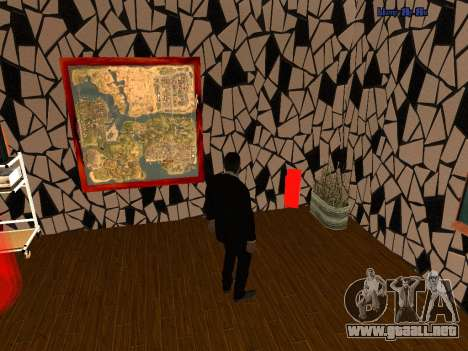 HD Autoschool  v1.0 para GTA San Andreas segunda pantalla