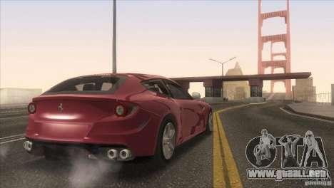 Ferrari FF 2011 V1.0 para el motor de GTA San Andreas