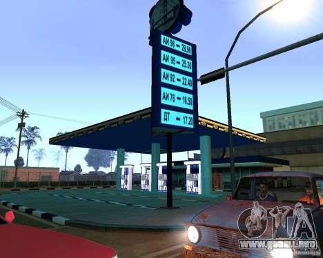 Relleno de Liberty City para GTA San Andreas