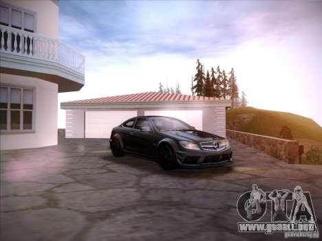 Improved Vehicle Lights Mod para GTA San Andreas segunda pantalla