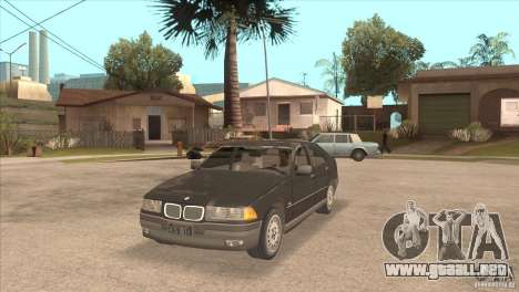 BMW 316i E36 para GTA San Andreas