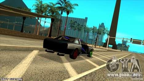 Elegy hard para la visión correcta GTA San Andreas