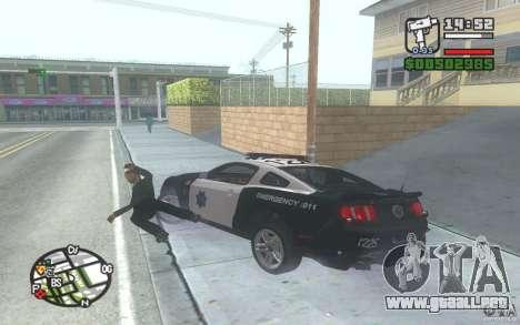 El sonido del cuerpo caen para GTA San Andreas para GTA San Andreas