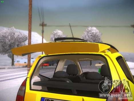 Citroen C2 para vista lateral GTA San Andreas