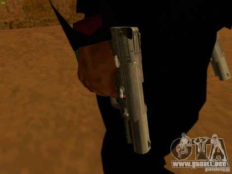 Five-Seven MW3 para GTA San Andreas segunda pantalla