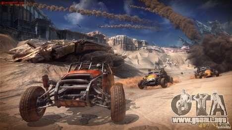 Menús y pantallas de carga RAGE para GTA San Andreas quinta pantalla