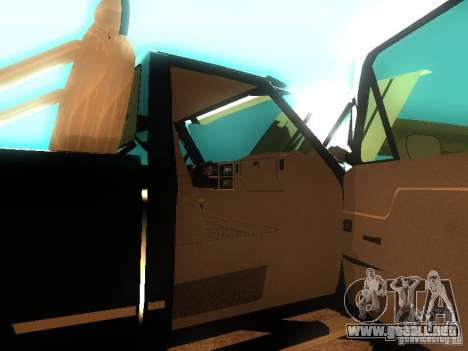 Ford F150 Off-Road para GTA San Andreas left